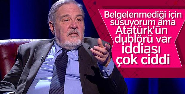 İlber Ortaylı: Atatürk'ün dublörü vardı diyorlar