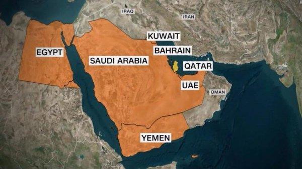Katar'dan ablukacı ülkelerin ürünlerine boykot