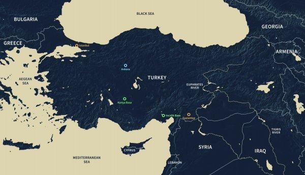 Pentagon'un Akdeniz'deki doğalgaza el koyma planı