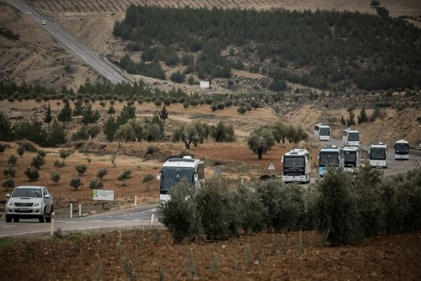 ÖSO Kilis sınırını geçti