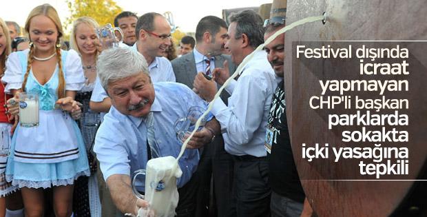 Mustafa Akaydın Antalya'daki bira yasağına tepkili