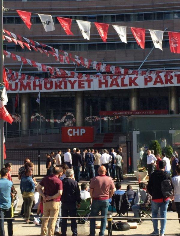 Kılıçdaroğlu ve İnce destekçileri karşı karşıya