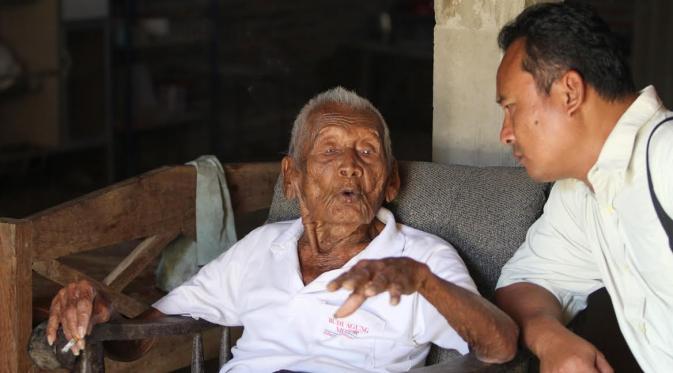 146 yaşındaki yaşlı adam: Artık ölmek istiyorum
