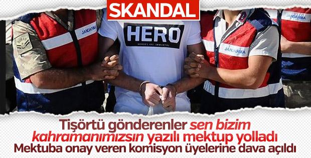 'Hero' soruşturması nedeniyle açığa alınan kişilere dava açıldı