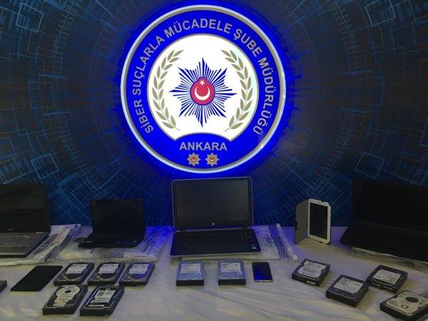 15 çocuk istismarcısı Deep Web'den yakalandı
