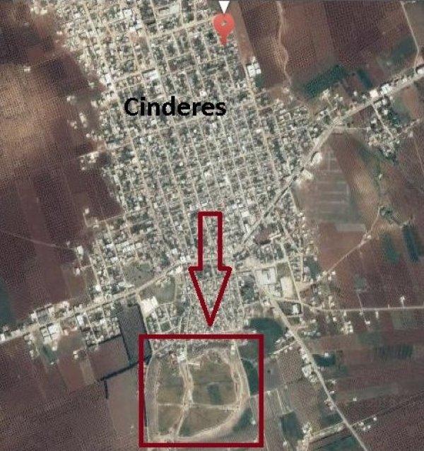 Cinderes'te çatışmalar başladı
