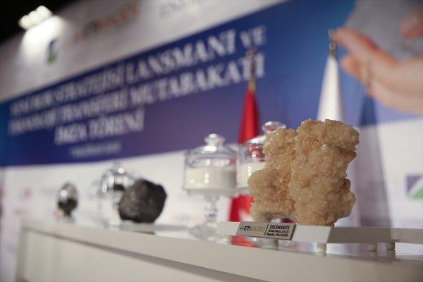 Bakan Albayrak: Balıkesir'e bor karbür tesisi kurulacak