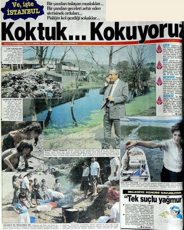 Eski İBB Başkanı Sözen: Erdoğan'ın projeleri bana ait