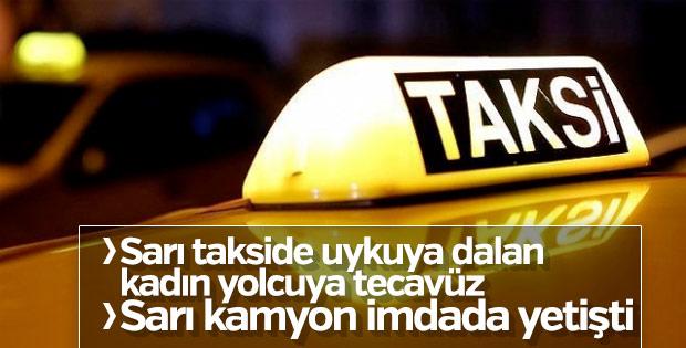 Yolcusunu taciz eden taksiciye 14 yıl hapis istemi