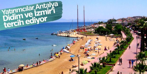 Antalya, Didim ve İzmir'deki yazlık evlere ilgi arttı