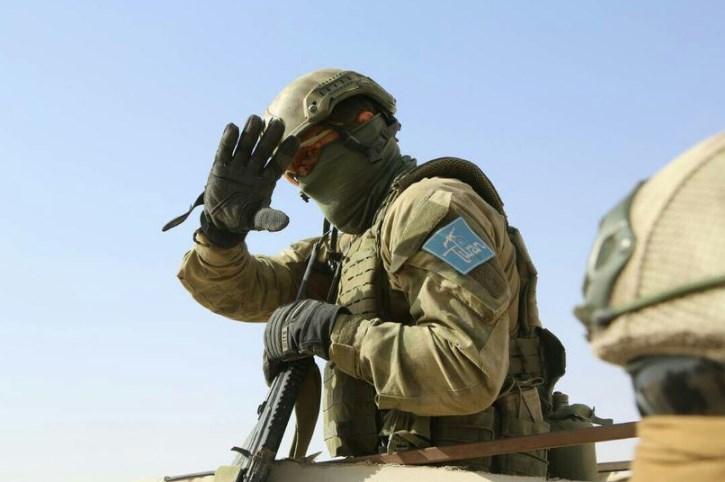 Rusya'nın Suriye'ye gönderdiği Turan Taburu