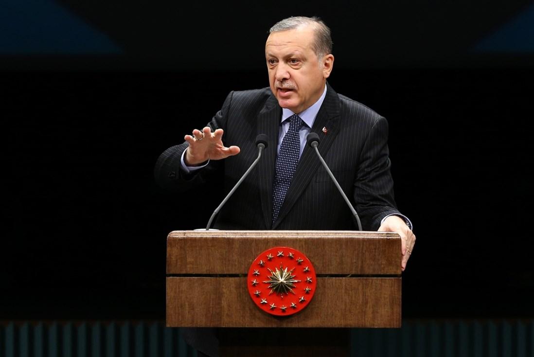 Cumhurbaşkanı Erdoğan'ın son günlerde şehircilikle ile ilgili görsel sonucu