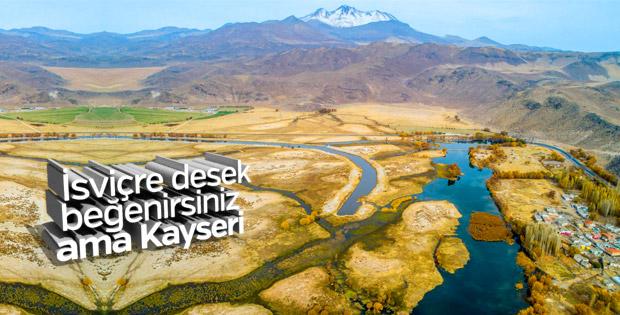 Kayseri'nin gizli kalmış güzelliği: Soysallı Pınarları