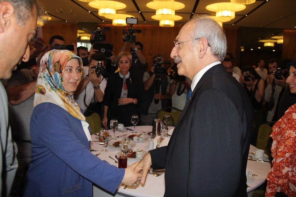 Kılıçdaroğlu'dan Veda Hutbesi çağrısı