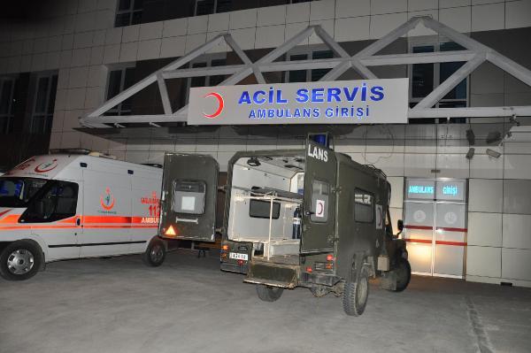 Tekirdağ'da kışlada kavga: 7 asker yaralı