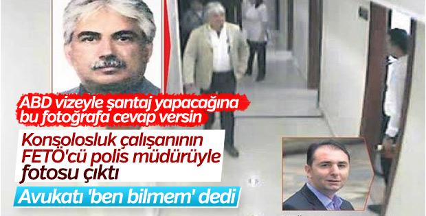 Metin Topuz avukatlarıyla görüştü