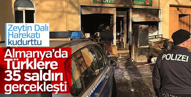 Almanya ses çıkarmadı Türklere saldırılar arttı