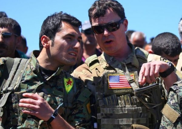 US intel report presented to Congress says YPG is 'PKK's Syrian militia'