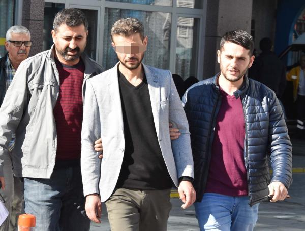 Konya'da evli çiftin tartışması kanlı bitti