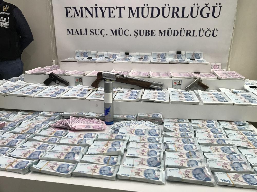 Sahte para üreten şebekeye operasyon: 20 tutuklu