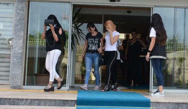 Rize'de fuhuş operasyonu: 76 gözaltı