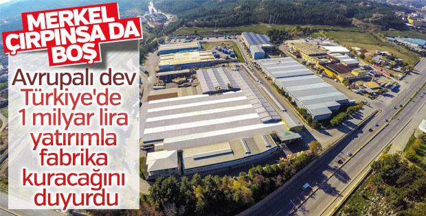 Avusturyalı şirket Kütahya'ya 1 milyar TL yatıracak
