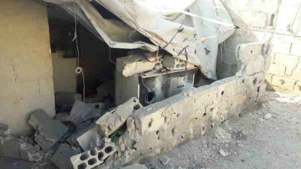 Suriyelilerin barındığı kampa roketli saldırı: 3 ölü