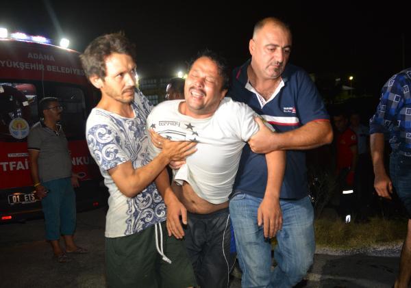 Kanalda kaybolan Rami'nin cesedini ailesi buldu