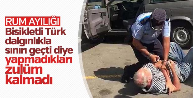 Kıbrıs'ta Rum polisinin şiddeti