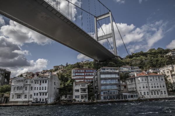 İstanbul Boğazı'ndaki 60 yalı satılmayı bekliyor