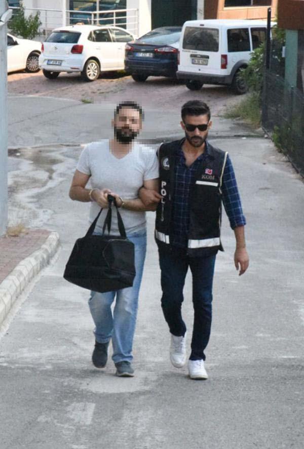Antalya'da FETÖ'den operasyonu: 16 gözaltı