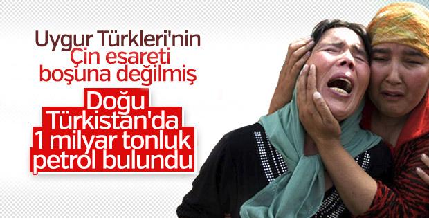 DOğu TÜrkistan'da bulunan petrol bölgesi resimleri ile ilgili görsel sonucu