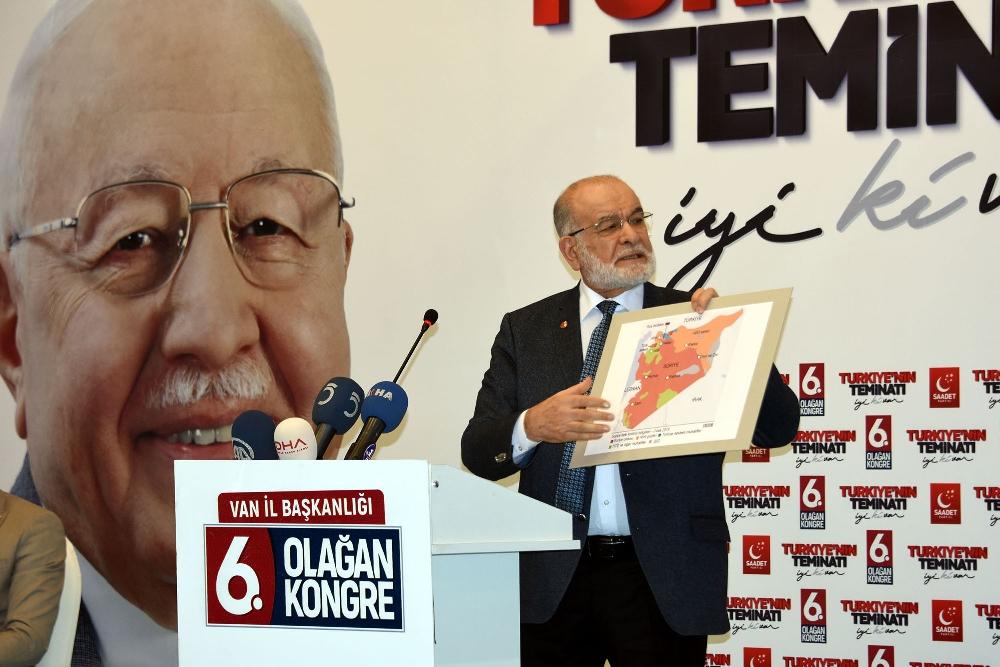 Karamollaoğlu Afrin operasyonunu değerlendirdi