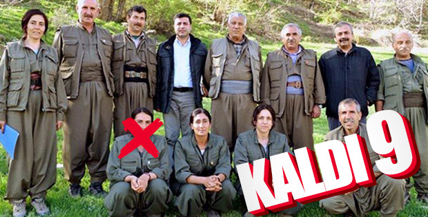 Terör örgütü PKK'nın sözde yönetimine ağır darbe