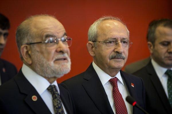 Saadet Partisi'nden HDP ile ittifak sinyali