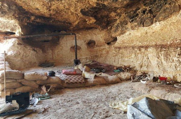 Afrin'de Bafelyon Dağı teröristlerden temizlendi