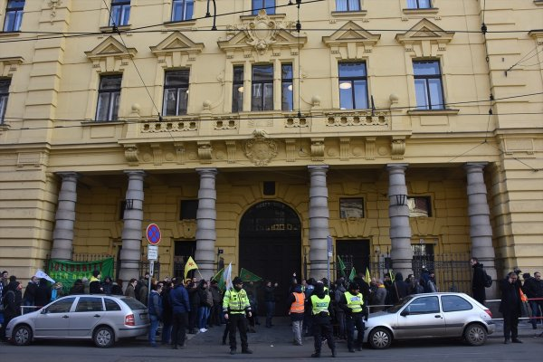 Salih Müslim bugün Çekya'da mahkemeye çıkıyor