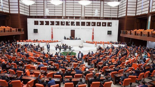 Turkish parliament ratified anti-terror law