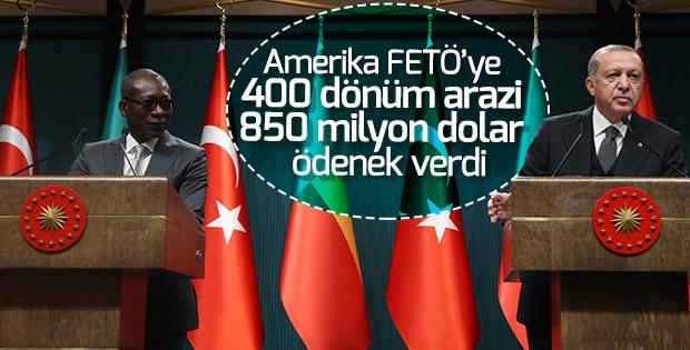 Başkan Erdoğan: FETÖ'ye para akıtılıyor