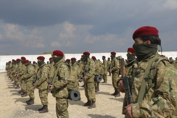 Kurdish Hawks to join Afrin operation