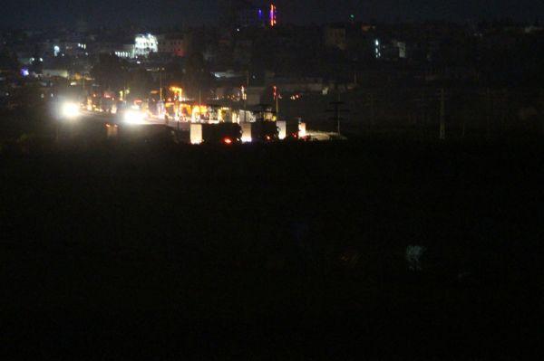 ABD'den terör örgütü YPG'ye askeri sevkiyat