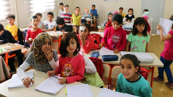 Kalem Kalem Suriyelilere giden para