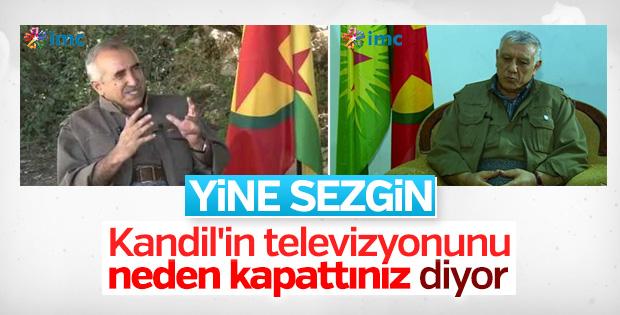 Sezgin Tanrıkulu PKK medyasına destek oluyor