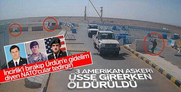 3 ABD'li askeri öldüren Ürdünlü askere müebbet hapis
