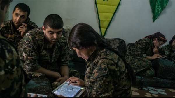 ABD'nin YPG'ye istihbarat sağladığı üs deşifre oldu