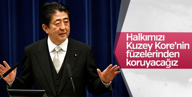 Japonya Başbakanı Shinzo Abe'den uyarı