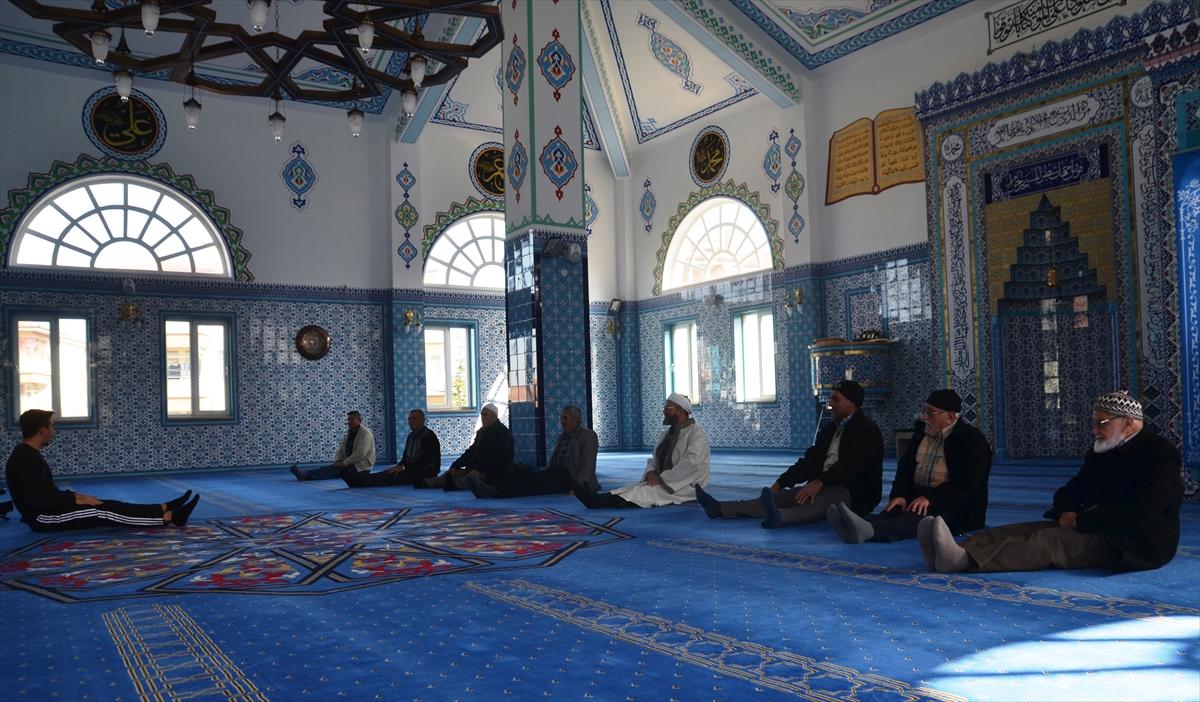 Kütahya'da camide egzersiz dönemi başladı