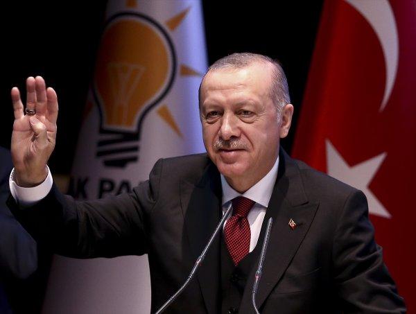 Erdoğan Dünya Şehircilik Günü toplantısında konuştu