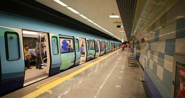 Mahmutbey- Esenyurt Metro Hattı 2020'de açılacak