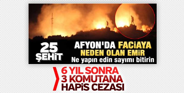 25 askerin şehit olduğu patlamayla ilgili karar açıklandı